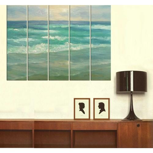 Decor Desing 5 Parçalı Dekoratif Tablo Vsrm015
