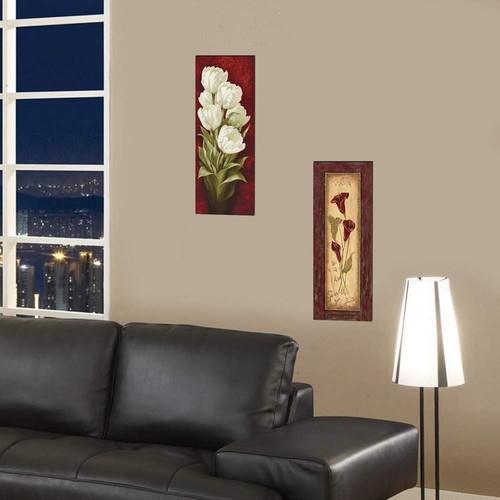 Decor Desing Dekoratif İki Li Mdf Tablo Xtp257