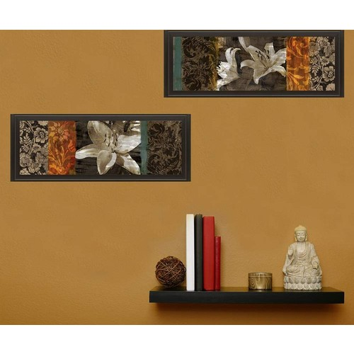 Decor Desing Dekoratif İki Li Mdf Tablo Xtp263