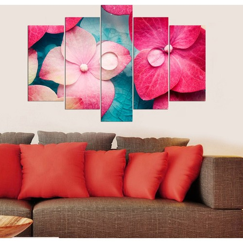 Decor Desing 5 Parçalı Dekoratif Tablo Y5Tp050