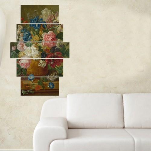 Decor Desing 5 Parçalı Dekoratif Tablo Y5Tp068