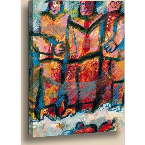 Decor Desing 50 X 70 Cm Kanvas Tablo Zey097