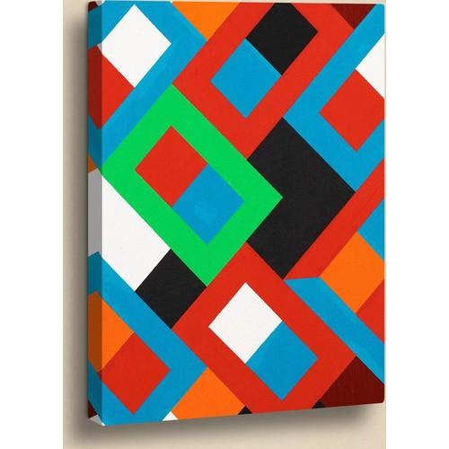 Decor Desing 50 X 70 Cm Kanvas Tablo Zey108