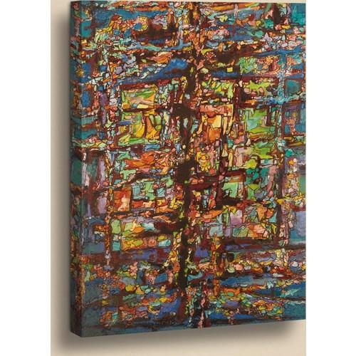 Decor Desing 50 X 70 Cm Kanvas Tablo Zey154