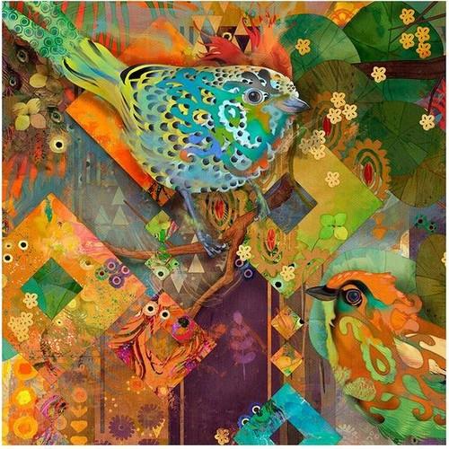 Decor Desing Dekoratif Mdf Tablo Vv222