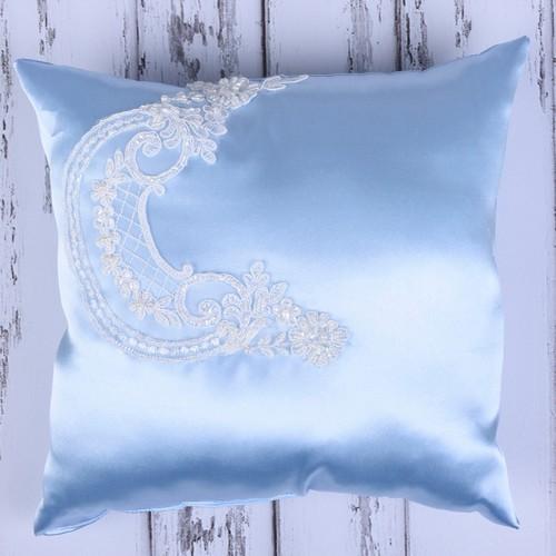 Küçük Rüyalar Yst019Mv Bebek Takı Yastığı Mavi