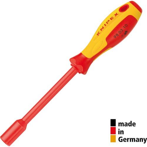 Knipex Vde İzoleli Lokma Uçlu Tornvıda 13*125mm