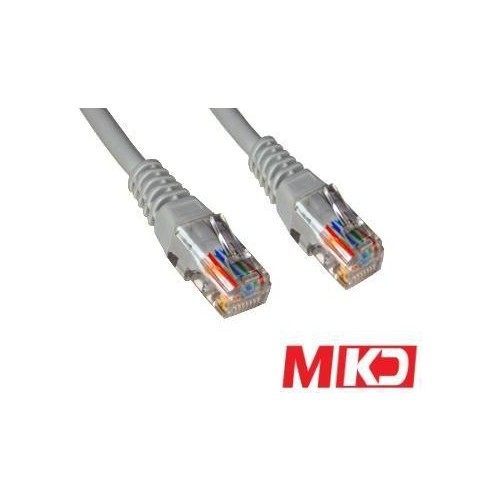 Mkd Mk-Pt02 Utp Cat5 Network Patch Gri Kablo 2Metre Mk-Pt02