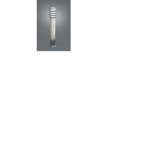 Philips Bright Kısa Direk Tipi Aydınlatma İnoks 1X18W