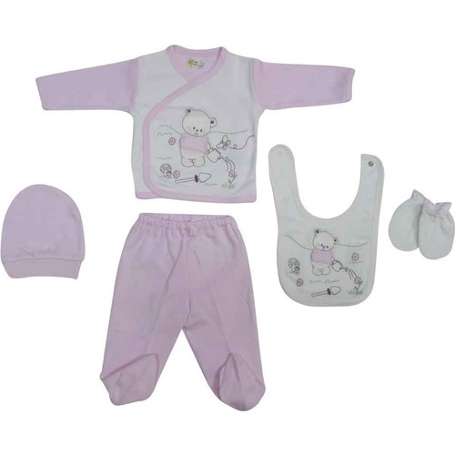 Bebitof 728 Bebek Hastane Çıkışı 5li Set