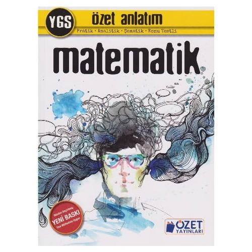 Özet Yayınları Ygs Matematik Özet Anlatım