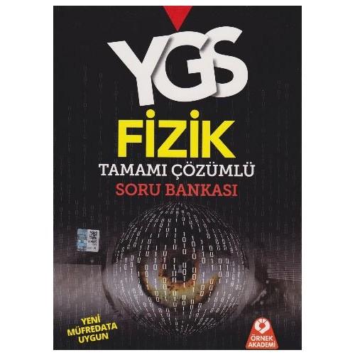 Örnek Akademi Yayınları Ygs Fizik Tamamı Çözümlü Soru Bankası