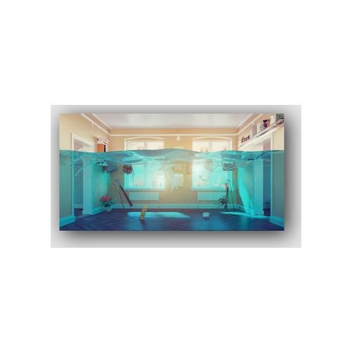 Artredgallery (Panorama) Sıradışı Tablo