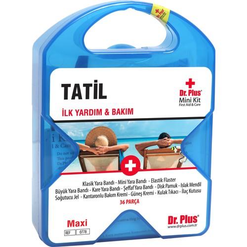 Dr Plus İlk Yardım Çantası Tatil MiniKit