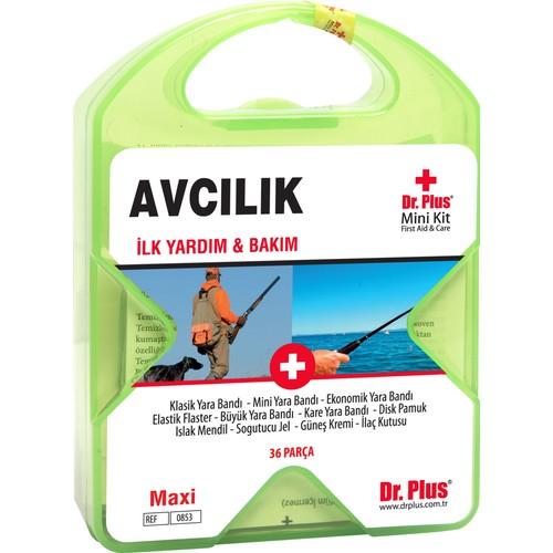 Dr Plus İlk Yardım Çantası Avcılık Kara , Deniz MiniKit