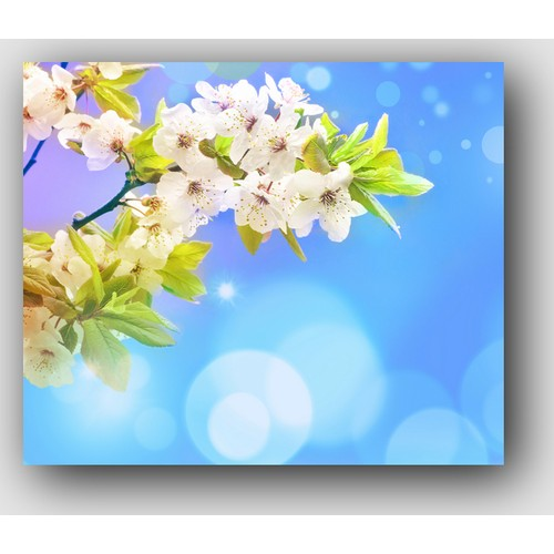 Artredgallery Çiçek Tablo