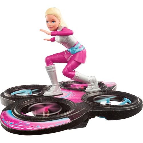 Barbie Uzay Macerası Uçan Kaykay