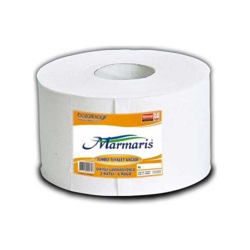 Marmaris Mini Jumbo Tuvalet Kağıdı 12'Li