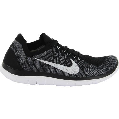 Nike Free 4.0 Flyknit 717076-001 Kadın Spor Ayakkabı