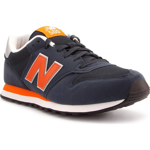 New Balance Gm500mmn Lacivert Ayakkabı