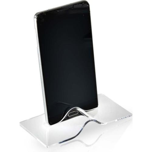 Purupa Şeffaf Akıllı Telefon Tutucu