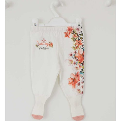 Bebengo 03017 Orkide Bebek Çoraptolon