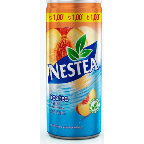 Nestea Şeftali 250 ml 24'lü