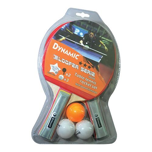 Dynamic 8500Da 2 Raket 3 Top Set