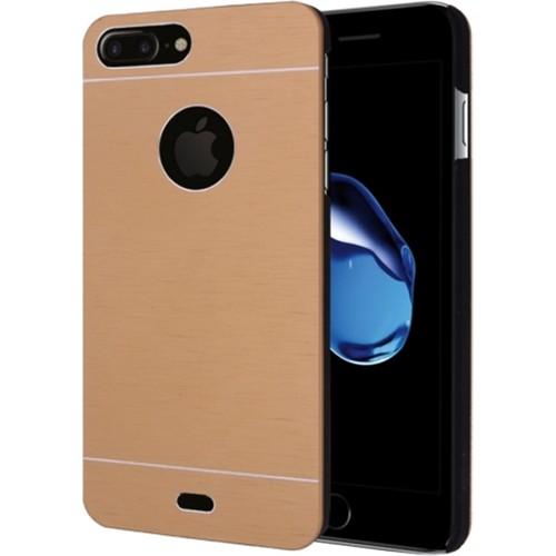 KılıfShop Apple iPhone 7 Plus Motomo Metal Kılıf