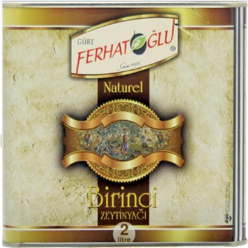 Ferhatoğlu Naturel Birinci 2 Lt Zeytinyağı