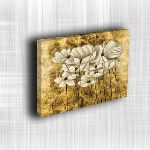 Doku Canvas Baskı Çiçek- CIGE240