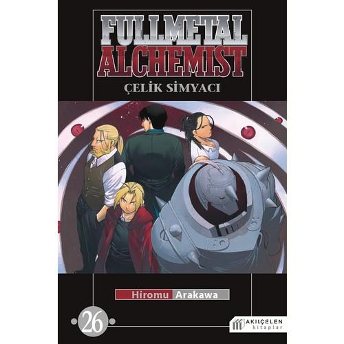 Fullmetal Alchemist: Çelik Simyacı 26