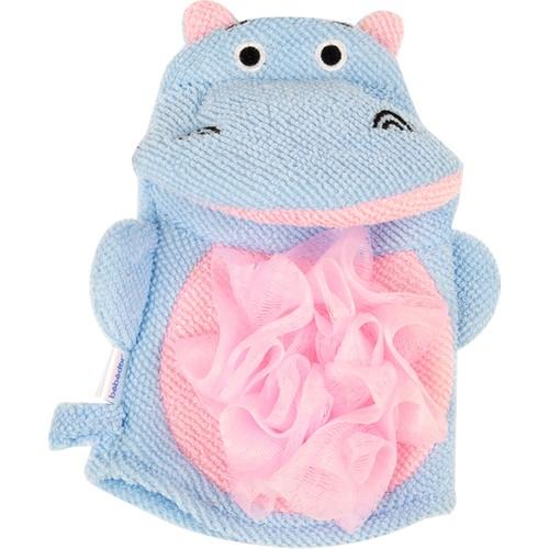 Bebedor Lifli Banyo Kuklası Mavi