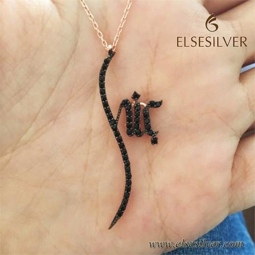 Else Silver Hiç Gümüş Kolye