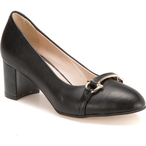 Polaris 62.307666Fz Siyah Kadın Ayakkabı