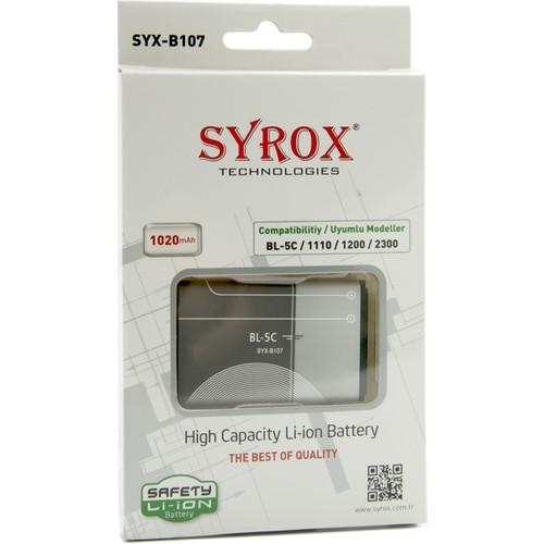 Syrox Nokia 5C Batarya