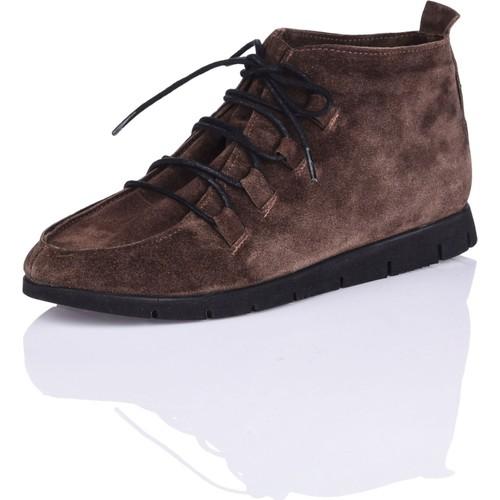 Bueno H1213 Kahverengi Günlük Ayakkabı