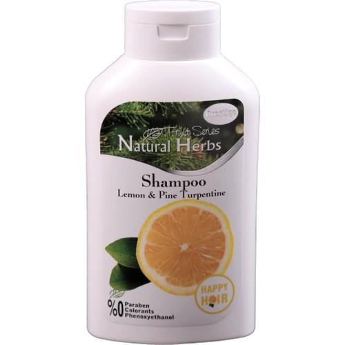 Natural Herbs Meyve Özlü Çam Terebentinli Şampuan