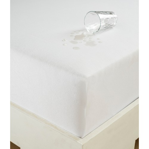Eponj Home Sıvı Geçirmez Çift Kişilik Fitted Alez 200x200 cm