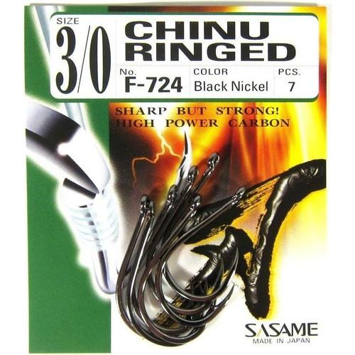 Sasame Chinu Ringed F-724 Olta İğnesi No:2/0