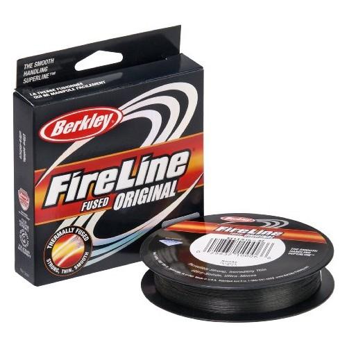 Berkley Fireline Fused Original Örgü Misina 0,20Mm 274M Siyah