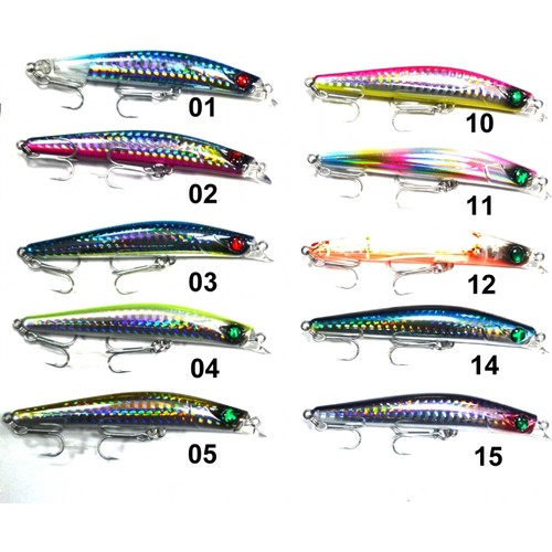 Kendo Haryu 125 Mm Maket Balık 17 125Mm F