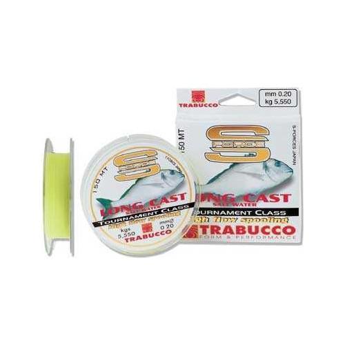Trabucco S-Force Long Cast Misina 0,35 Mm 150 M