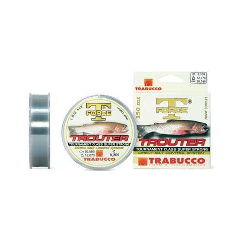 Trabucco Tf Trouter Misina 0,18 Mm 150 M