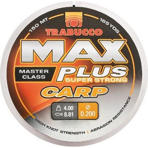 Trabucco Max Plus Carp 300 Mt. Sazan Misinası 0,35 Mm 300 M