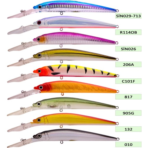 Strike Pro Jl-062F Alpha Diver Suni Yem Sin026