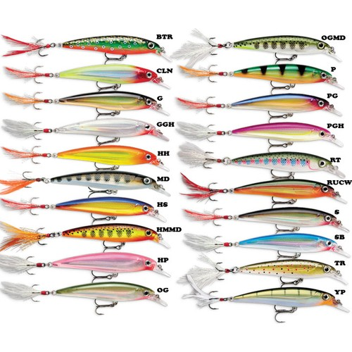 Rapala X-Rap Hmmd 100Mm / Xr-10