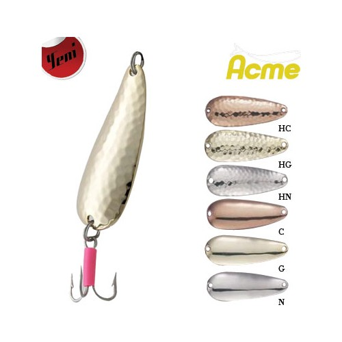 Acme Dixie Flash Kaşık Hg 1/4 Oz
