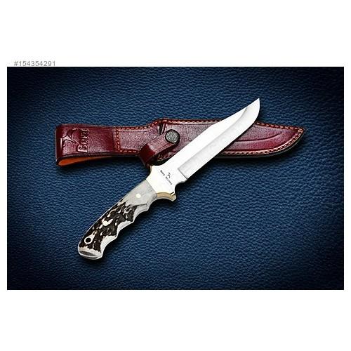Bora M-301 Tiger Bıçak Ahşap Sap