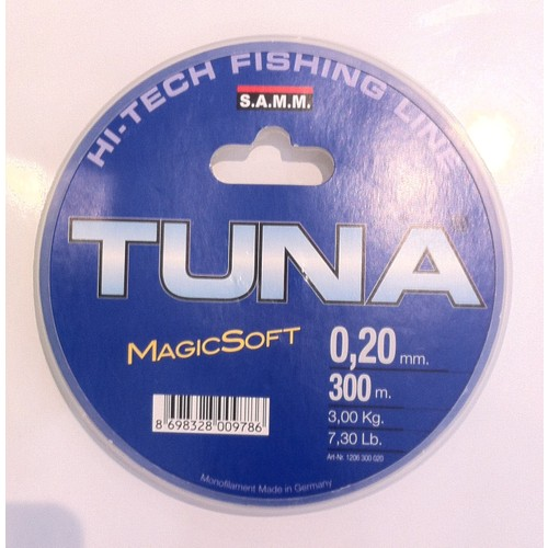 Samm Tuna Magic Soft 300 Mt Misina 0,28 Mm